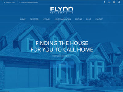 FLYNN REAL ESTATE INC.